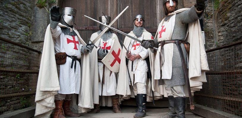 рыцари тамплиеры