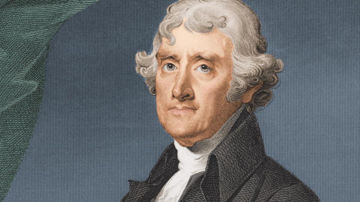 Томас Джефферсон