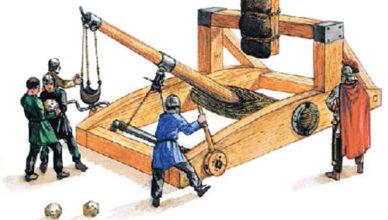 Катапульта - метательная машина Греков