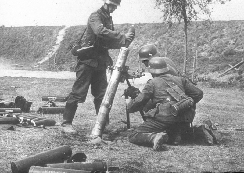 Для немецкой мины не важно, солдат ты или командир полка