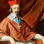 Кардинал Ришелье — биография, политика