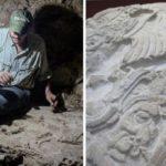 Алтарь майя возрастом 1500 лет найден в Гватемале