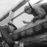 Партизанам не понравился ремонт моста