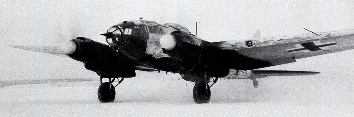 Хе 111 самолет