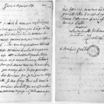 Найдено поддельное письмо Галилея