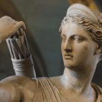 Артемида - богиня охоты