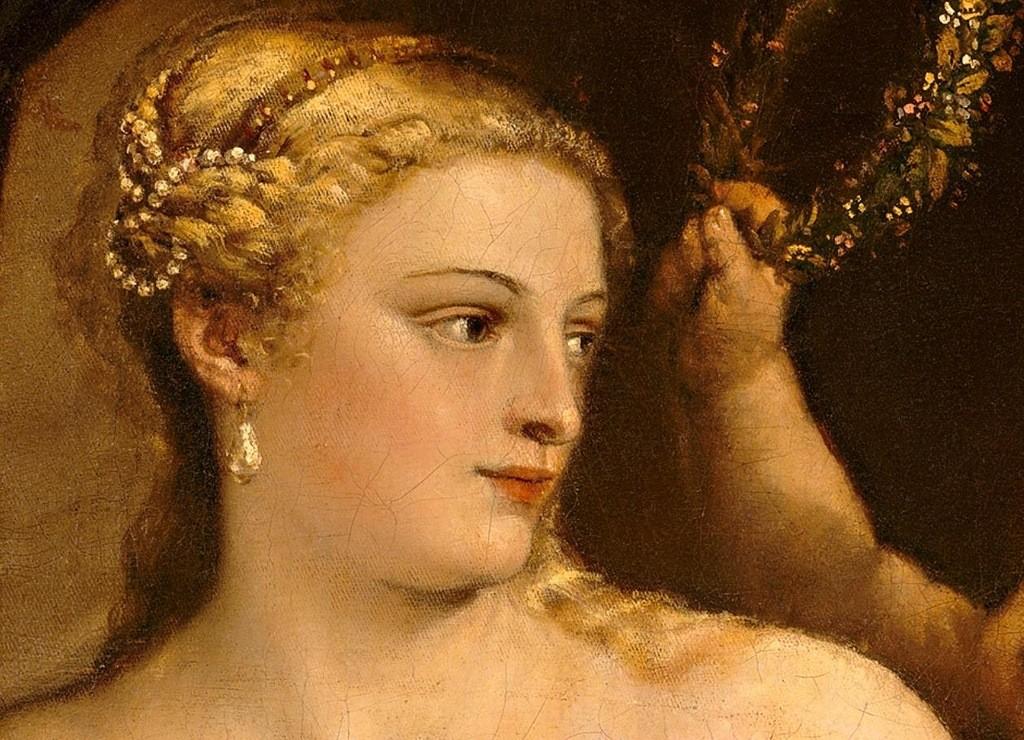 Тициановская девушка