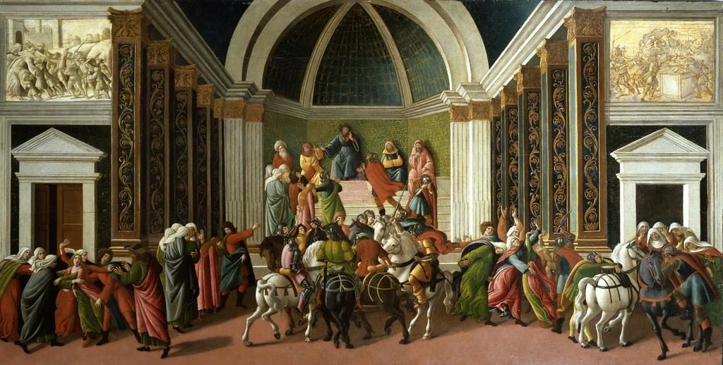 живописцы Возрождения