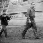 Как юные разведчики немца на «понт» взяли