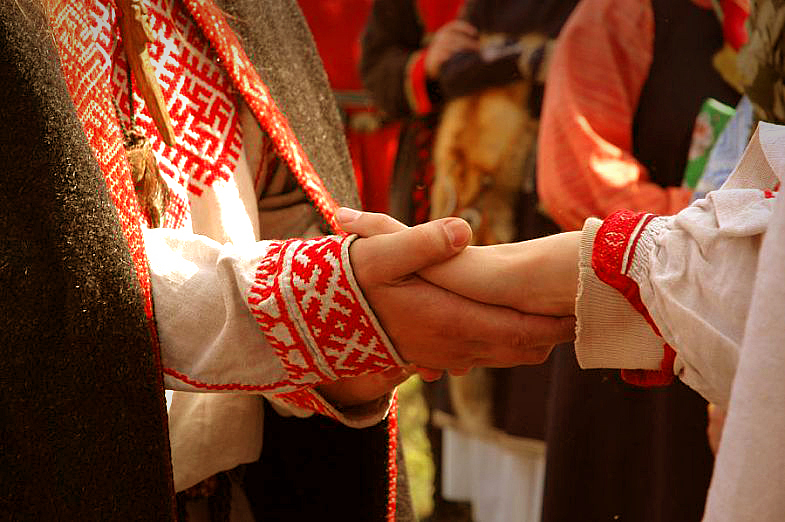 Любовь и отношения в Древней Руси
