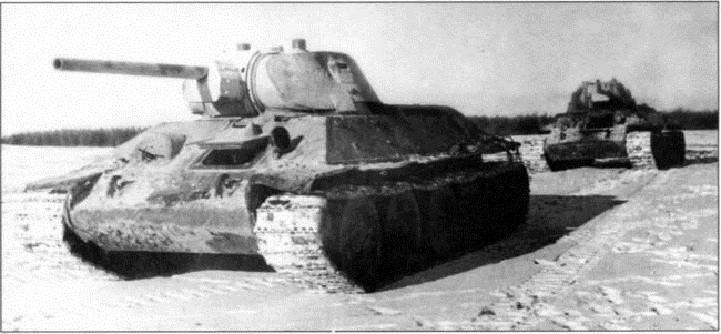 т34 вов
