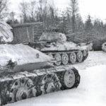 Это же танки Рыбалко!