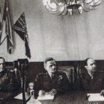 подписание капитуляции Германии