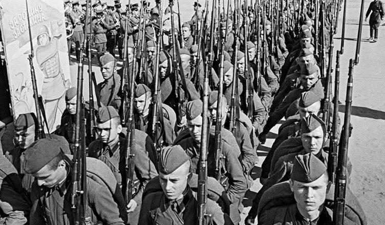 Фото мобилизация 1941