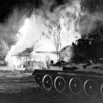 Как советские танкисты немцев подкараулили