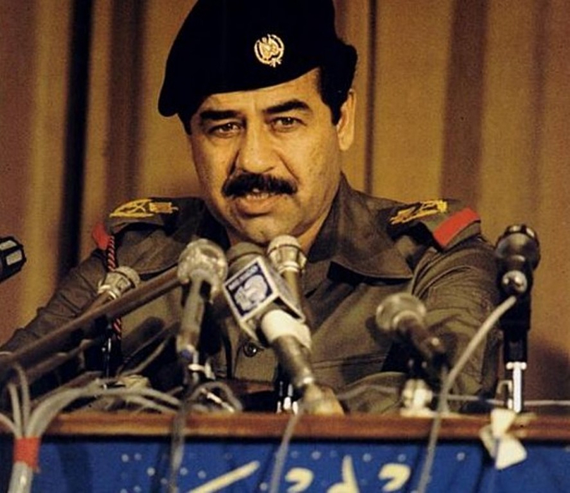 Саддам Хуссейн