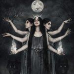 Геката — богиня лунного света