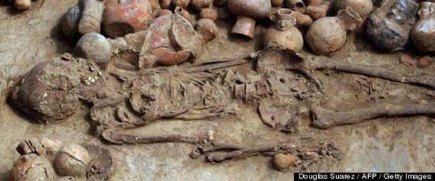 Ученые выяснили, как древние люди выжили в Андах