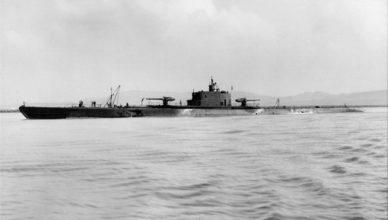 американская подлодка 1942