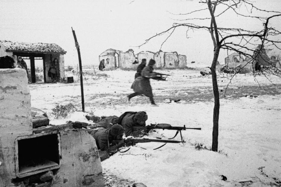 освобождение Крыма вов