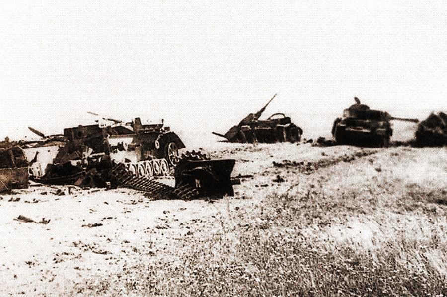 подбитые танки вов