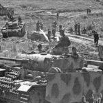 Враг стремился взять реванш за поражение под Сталинградом