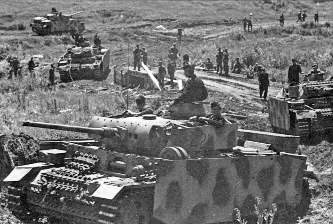 немецкие танки вов