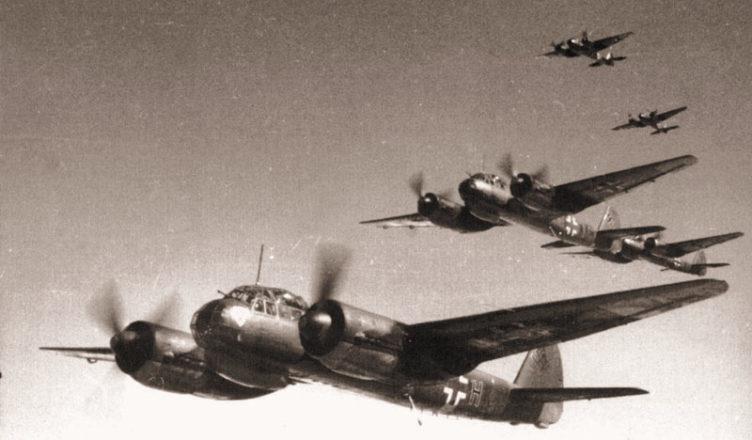 немецкие самолеты вов