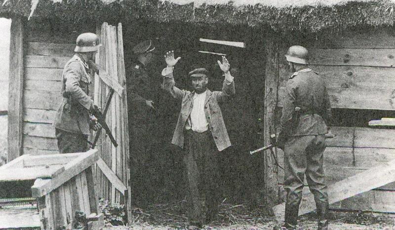 немцы берут под арест