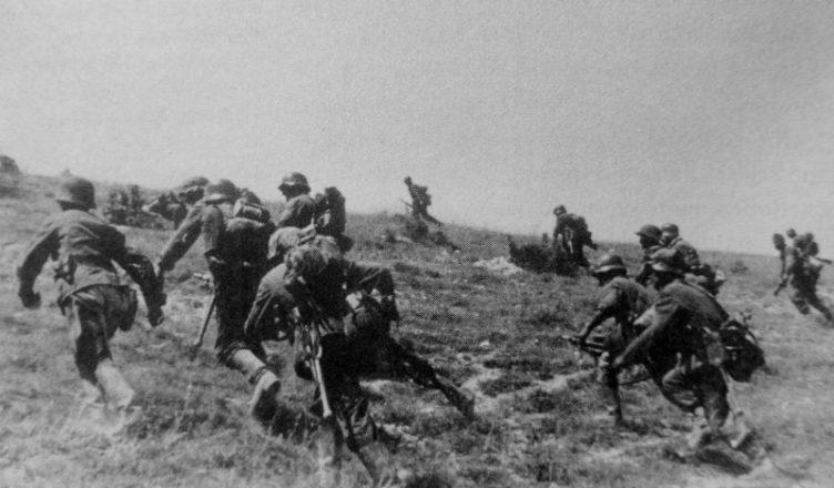 немецкие войска вов