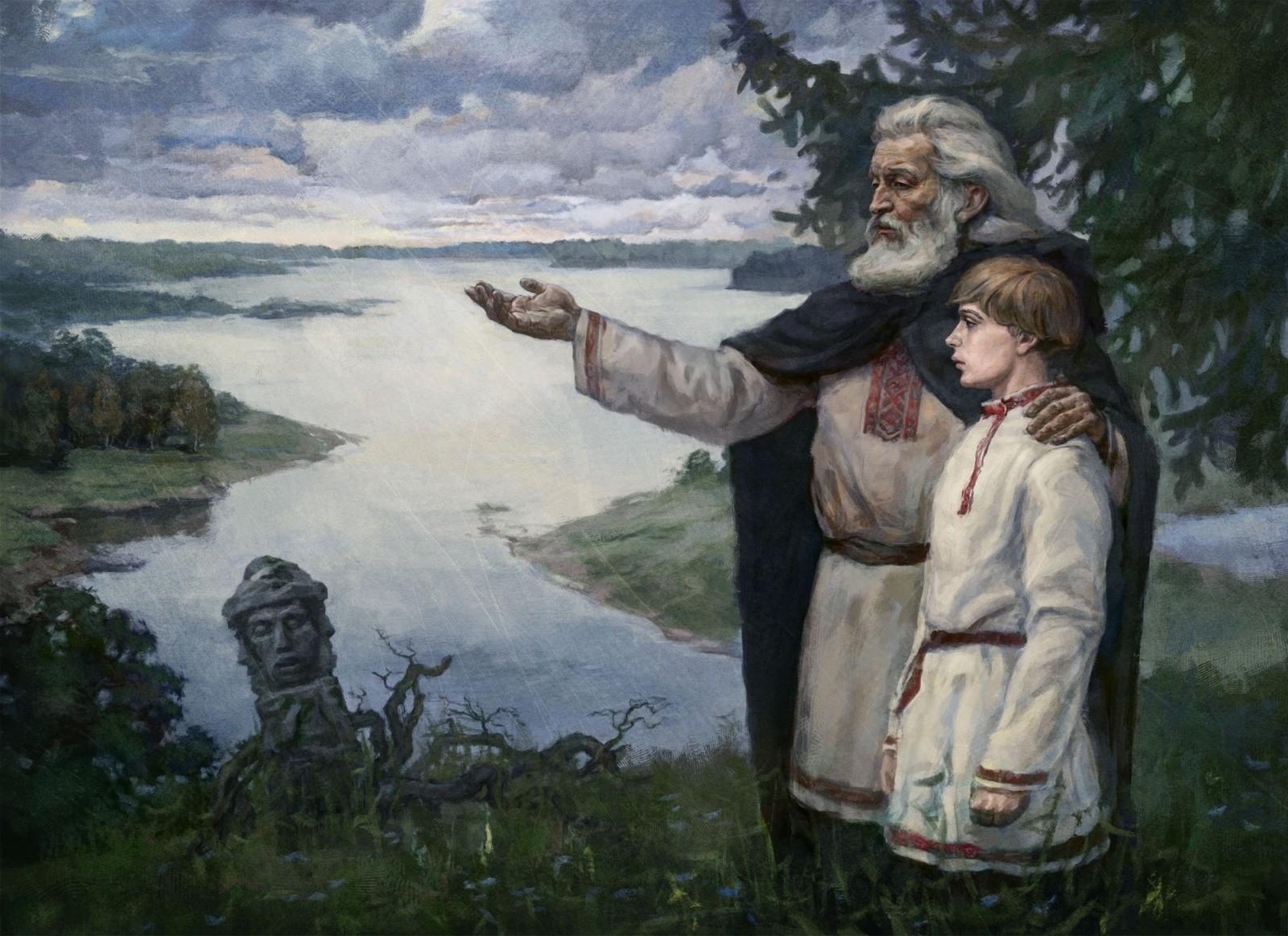 «Пенсия» в Древней Руси