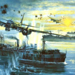 Корабельный пулемет против авиационного