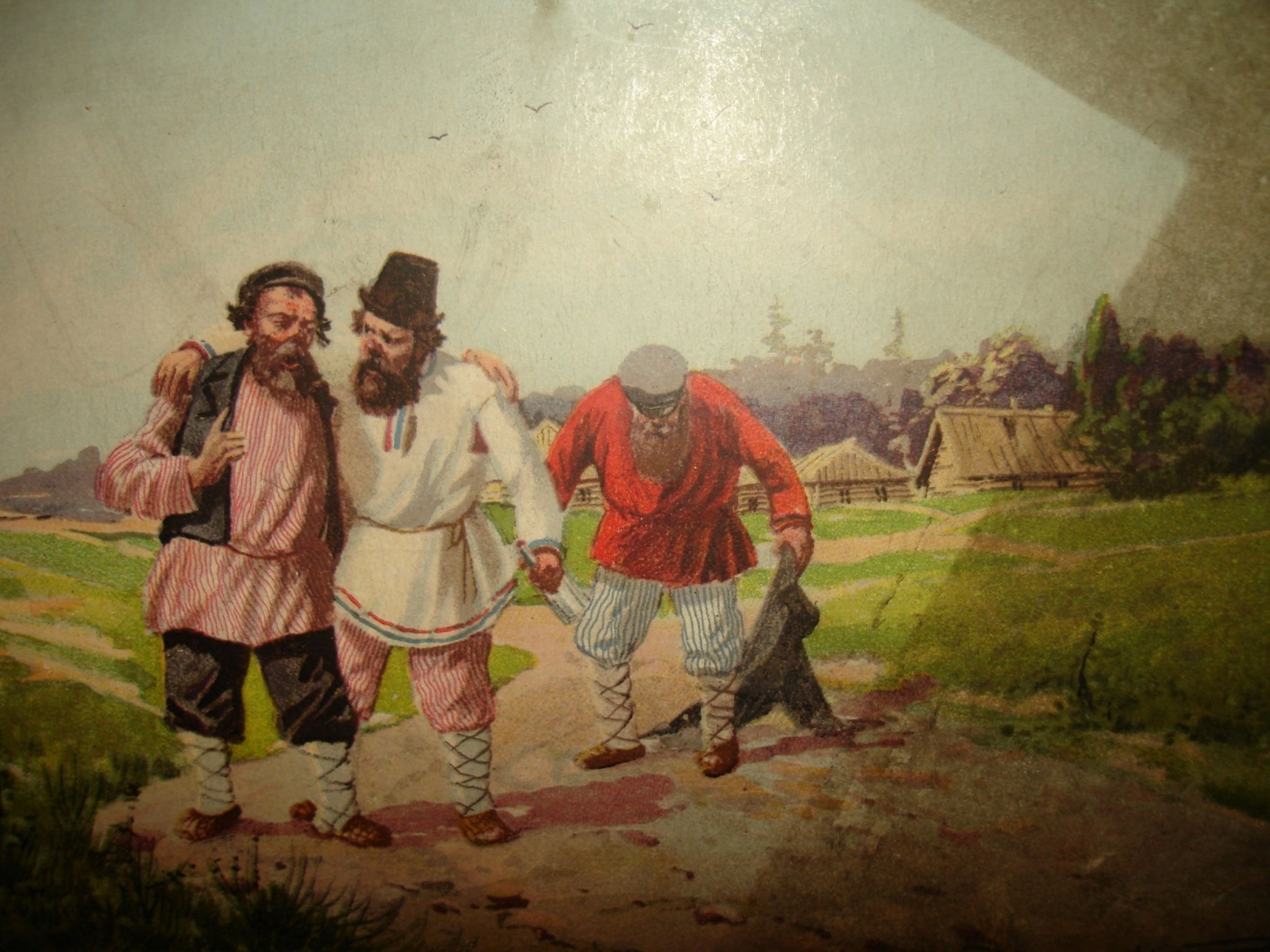 Пьянки на Руси, вошедшие в историю