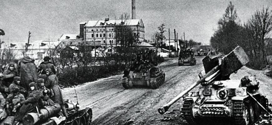 белорусская операция 1944
