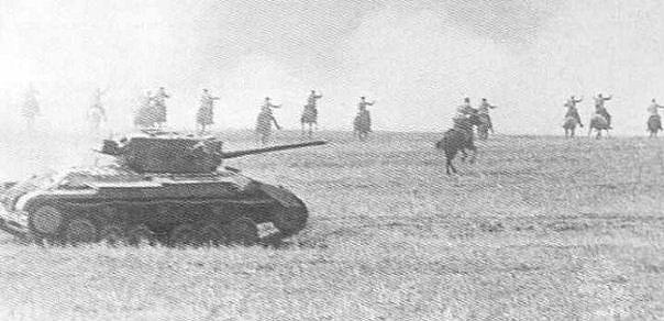 Механизированный кавалерийский корпус