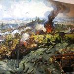 Диорама Минский котел 1944