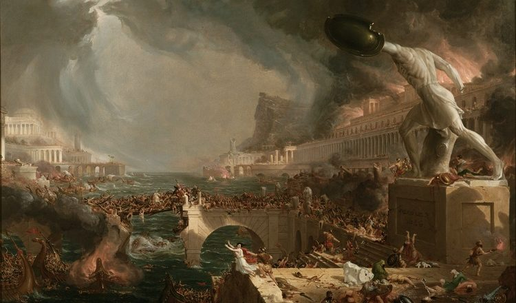 Археологи узнали причину катастрофы 536 года