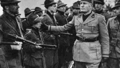Муссолини и фашизм