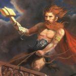 Тор — бог грома