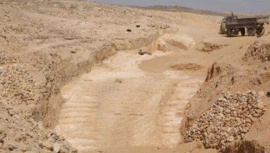 Пандус и салазки помогли египтянам построить пирамиду Хеопса