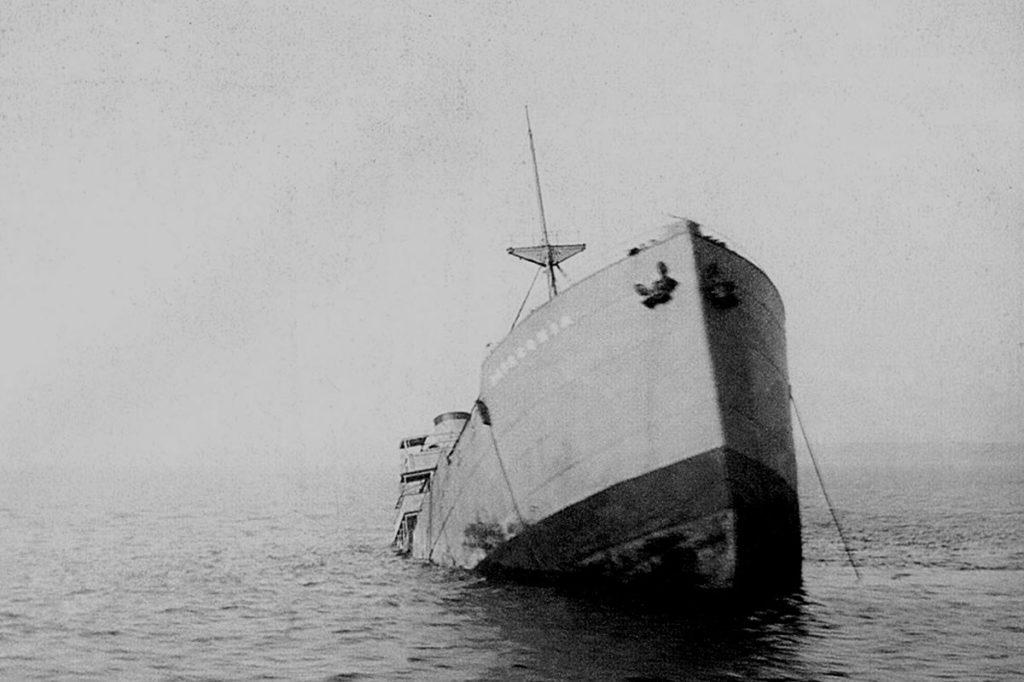 """Убийца пассажирского лайнера """"Фалаба"""""""