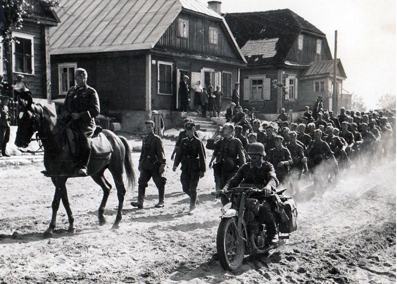 немецкие солдаты вов