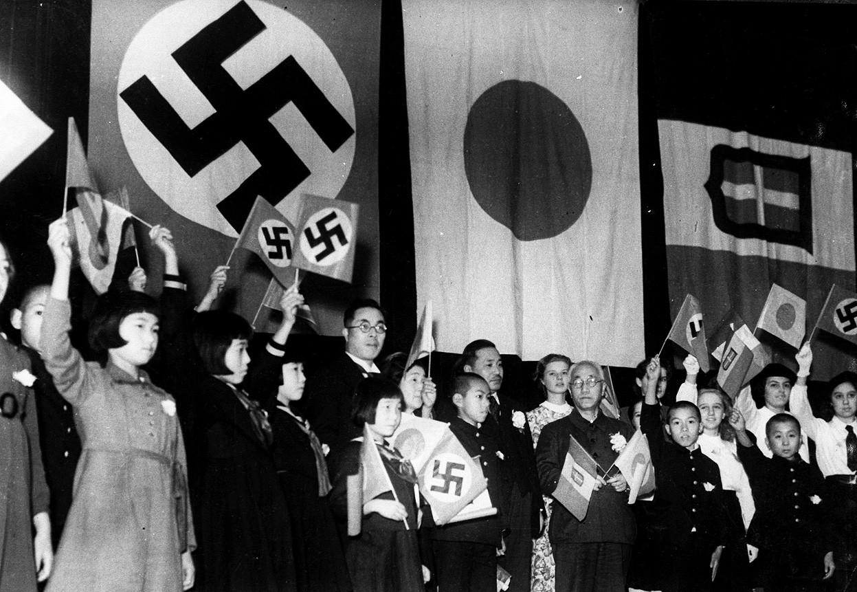 Как японцы вступили в Войну