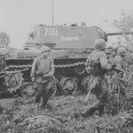 танк и пехота вов