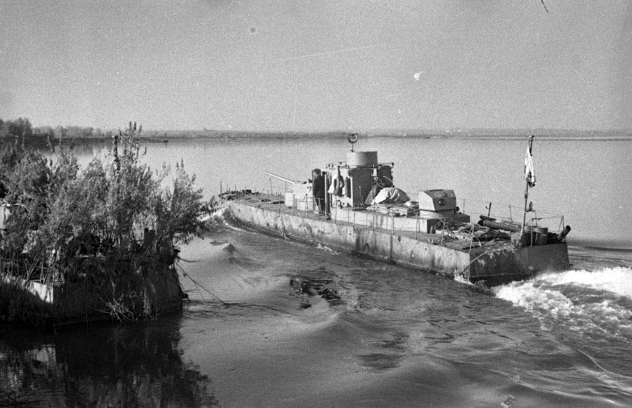Волжская Военная флотилия фото