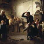 Как наказывали на Руси от мала до велика