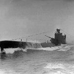 подводная лодка вов