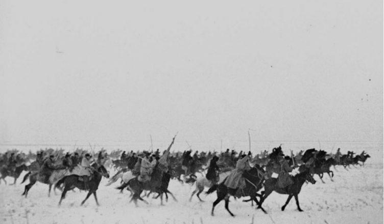 кавалерия вов
