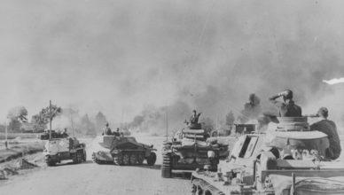 Фото танков вермахта в 1941 году