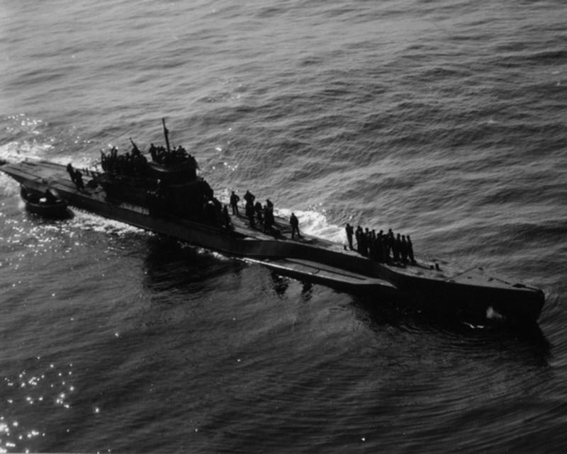 немецкая подводная лодка